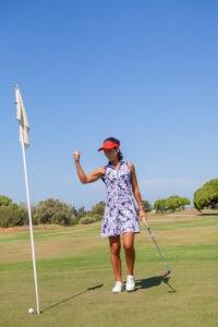 """Piti Martínez Bernal: """" el golf te lo enseña todo», Revista de Golf para Mujeres, Ladies In Golf"""
