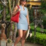 El color llega al Proshop de Mijas Golf, Revista de Golf para Mujeres, Ladies In Golf