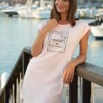 Moda sostenible en algodón gracias a Carey Smile, Revista de Golf para Mujeres, Ladies In Golf