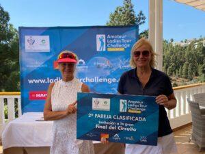 Chaparral Golf clasifica a dos parejas para la gran final del Ladies Tour Challenge, Revista de Golf para Mujeres, Ladies In Golf
