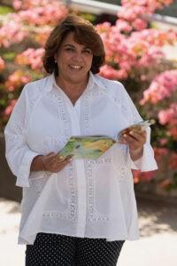 Laura de Arce, Directora de Turismo del Exmo. Ayuntamiento de Marbella, Revista de Golf para Mujeres, Ladies In Golf